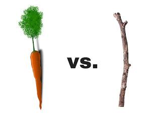 zanahoria vs garrote