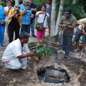 Pac chen aldea maya
