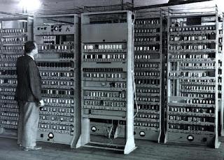 primer computadora en los años 60