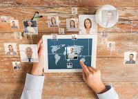 comunidad mundial en linea