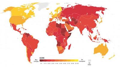 corrupcion en el mundo